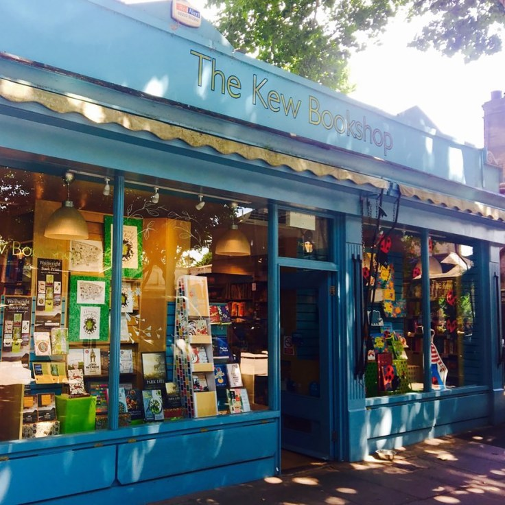 Kew-Bookshop