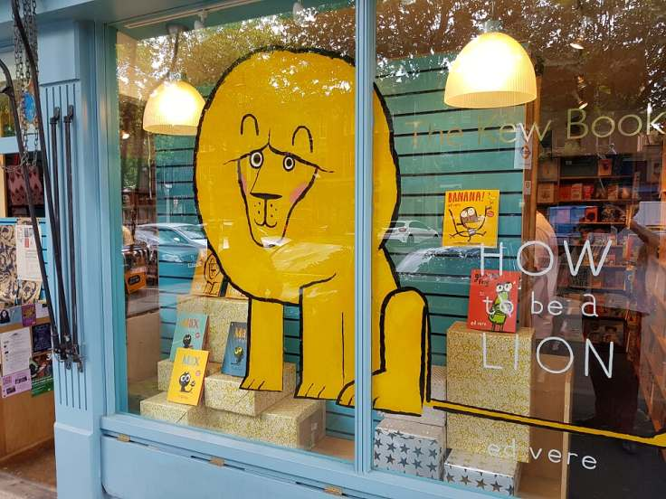 Ed Vere - How to be a Lion 01