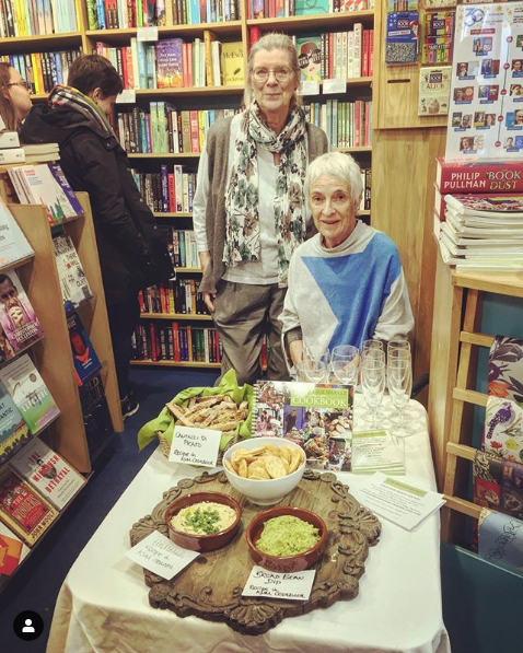 "Screenshot_2019-10-20 The Kew Bookshop on Instagram ""The lovely people behind the Kew Village Market Cookbook came along wi[...]"