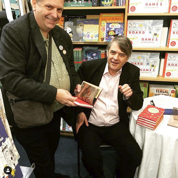 """Screenshot_2019-10-20 The Kew Bookshop on Instagram """"The lovely people behind the Kew Village Market Cookbook came along wi[...](10)"""
